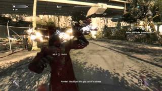 Dying Light tunnel vision go to the tunel and find the courier s white car