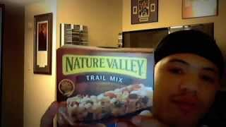 Nature Valley Trail Mix Chewy Granola Bars Fruit & Nut