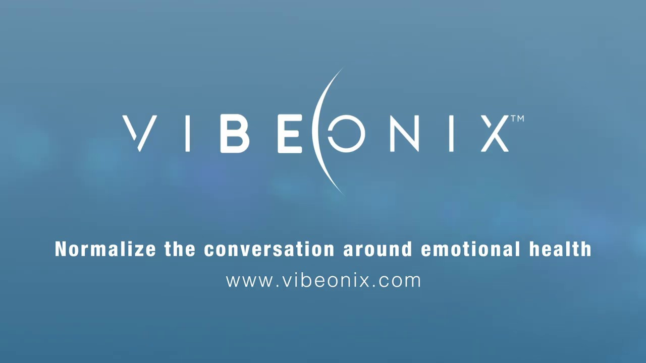 Vibeonix - Normalizing the conversation around emotion and mindset.