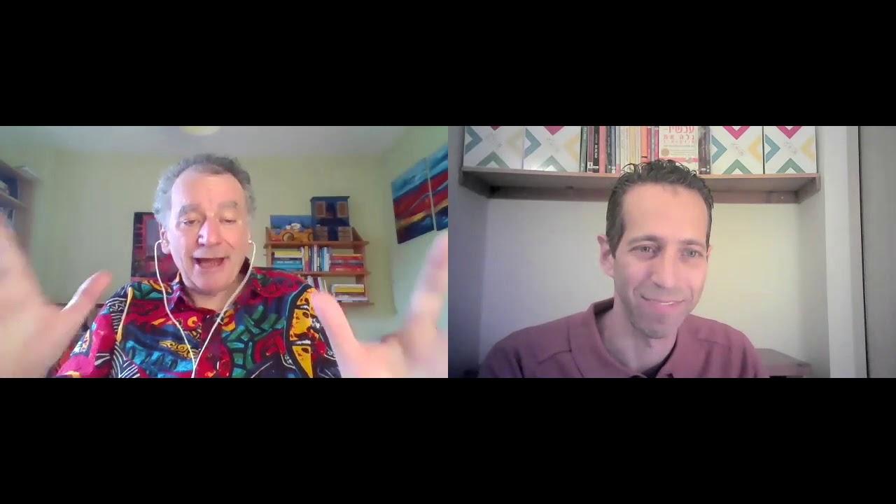 5 שאלות על אושר ארגוני עם הנרי סטיוארט
