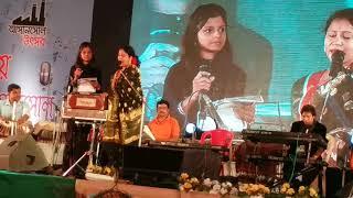 Tumi amar Maa Ami tomar meye#Sangita Chatterjee with her daughter