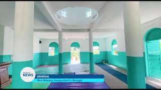 New Mosque Inaugurated in Senegal