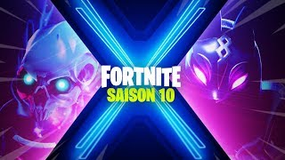 Dimensional ALEAS FOR THE SAISON 10 OF FORTNITE ... (SKINS PASSE OF COMBAT SAISON 10)