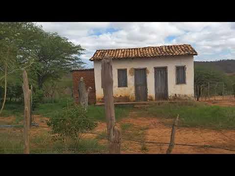 Antiga casa do Velho Zuza em Várzea de Iraquara BA.