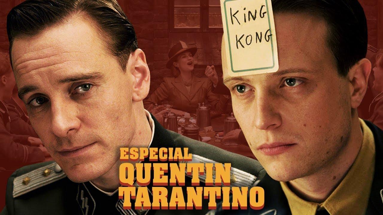 Download A Cena Genial de Quentin Tarantino em Bastardos Inglórios!