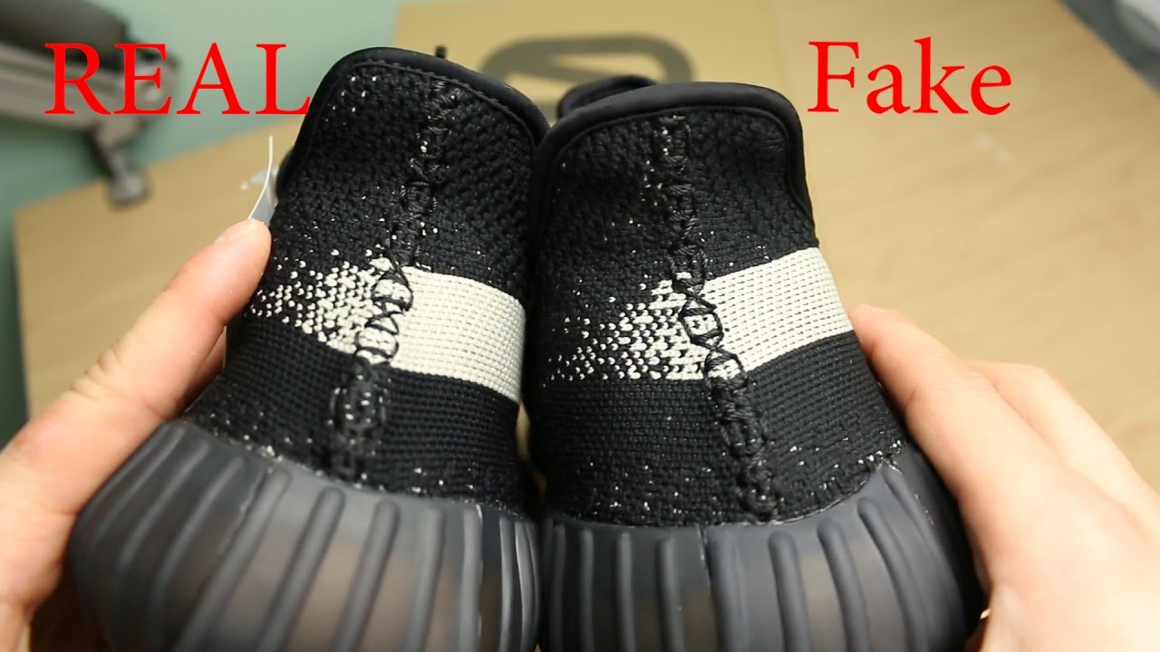 49643cfa46ae5 Yeezy 350 V2 Black White