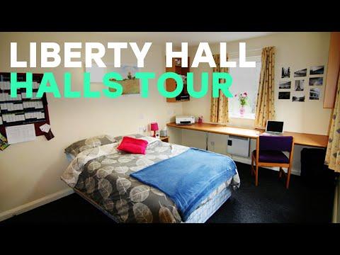 Take a look around Liberty Hall at Sheffield Hallam University