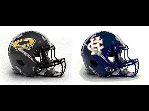 Opp vs Charles Henderson Middle School Football - October 18, 1990