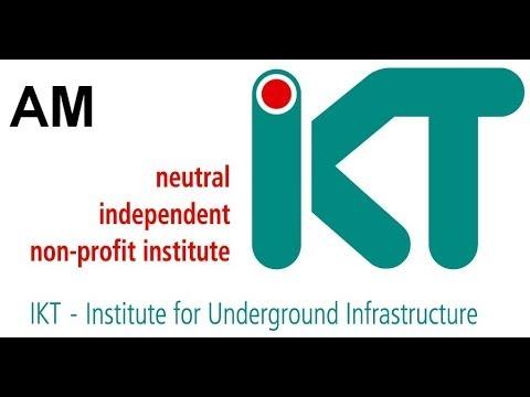 1/8 Webinar Asset Management of Underground Infrastructure