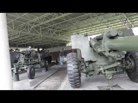 North Korea - Tour of Seized Military Vehicles
