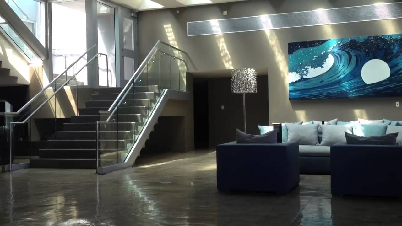 The Living Room At The W Fort Lauderdale Youtube