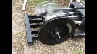 moteur stirling en marche