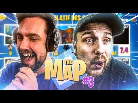 🔴 C'EST L' HEURE DE THEMAP !! Ft Valouzz !! Fortnite Créative mode thumbnail