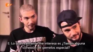 Twincest kaulitz on interview
