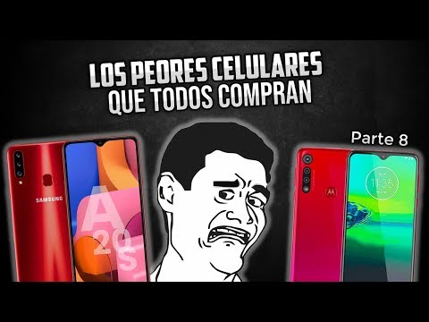 Los PEORES Teléfonos Que Existen (Y Que Todos Compran) PARTE 8 👎 NO COMPRES ESTOS CELULARES 2020