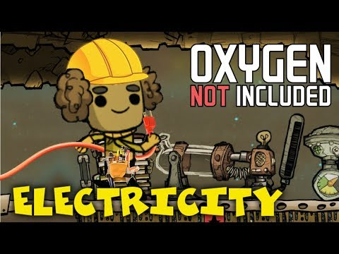 Power Management - Oxygen Not Included - Tutorial/Guide