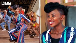 Sauti Sol's Short n Sweet: meet choreographer Aggie the Dance Queen