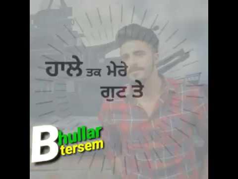 Nishan Tyson Sidhu Sad Song What's Up Status