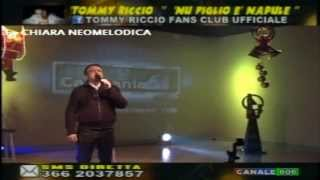 """Tommy Riccio - Si sulamente a mia  - Album 2013 """" Nu figlio"""