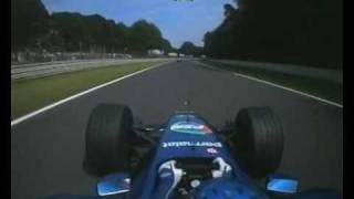 Alesi onboard old Hockenheim-Ring 2001