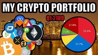 My Cryptocurrency Portfolio Q1 2019🚨[Bitcoin/Cryptocurrency]