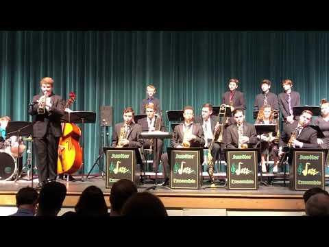 "Jupiter High School Jazz Ensemble - ""Symphony in Riffs"" (Final Concert 2019)"