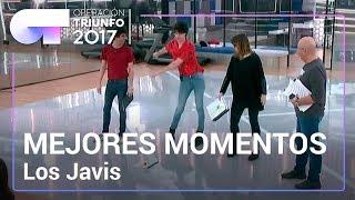 MEJORES MOMENTOS de LOS JAVIS | OT 2017