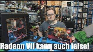 AMD Radeon VII und Undervolting = Ein Traum!