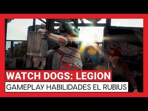 Watch Dogs Legion - Habilidades de elrubiusOMG