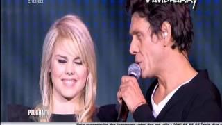 Coeur de Pirate et Marc Lavoine Le paradis blanc (live)