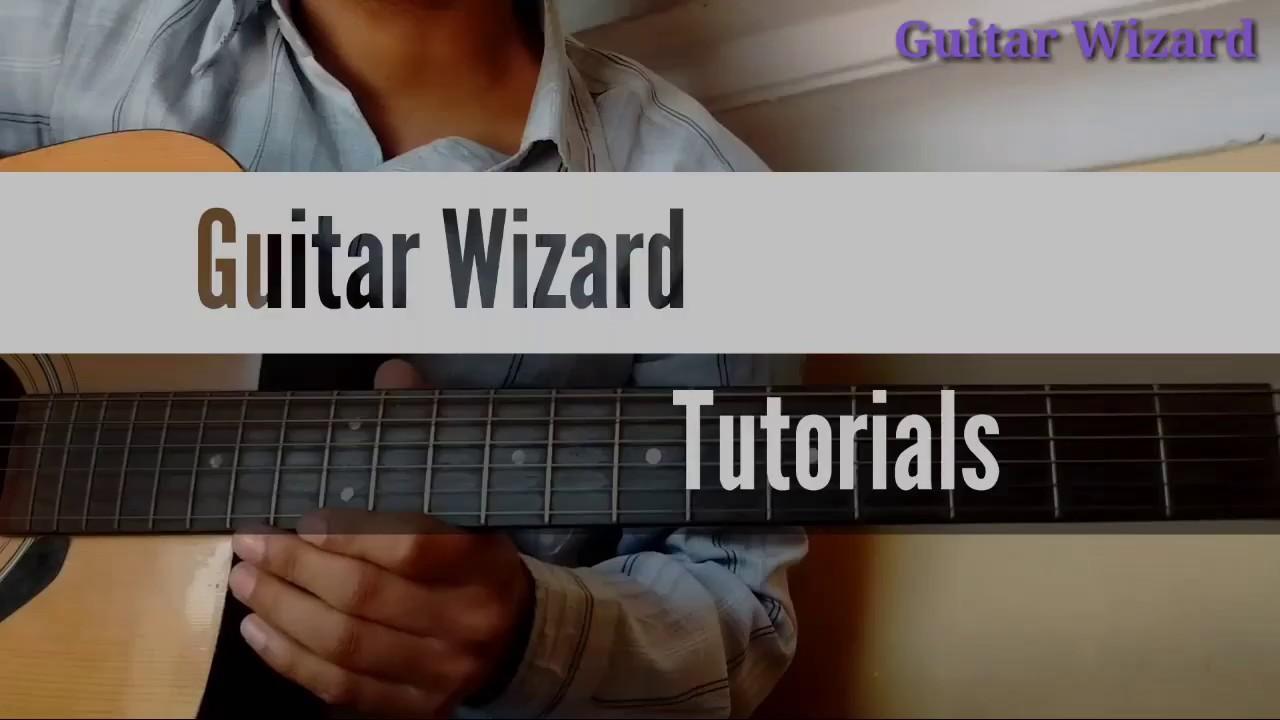 Neele Neele Ambar Par Original Acoustic Guitar Intro Tutorial In