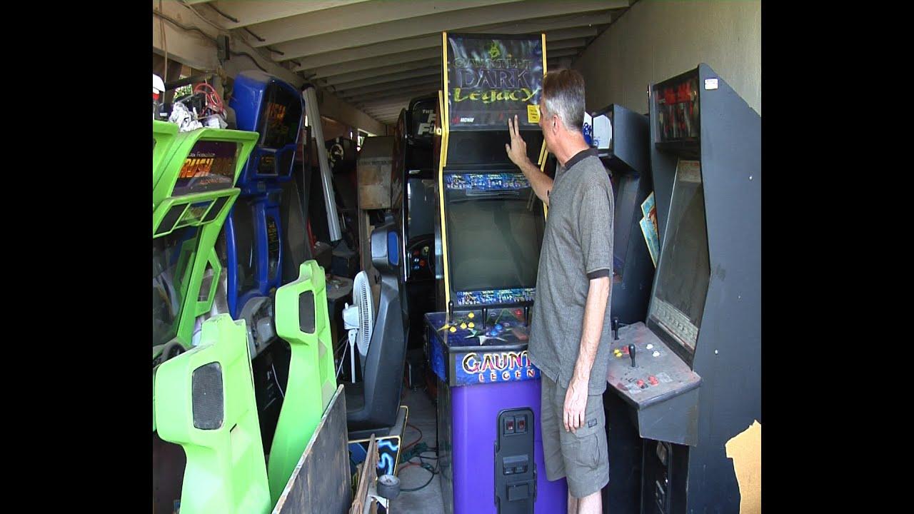 Gauntlet Dark Legacy Arcade Repair Episode 1 - YouTube