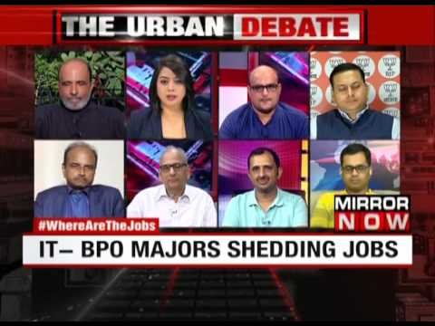 Job Crisis Plagues IT Sector – The Urban Debate (June 14)