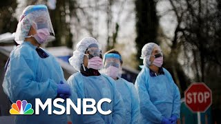 Infectious Disease Expert: Coronavirus Will Overwhelm US Health Care System | The 11th Hour | MSNBC