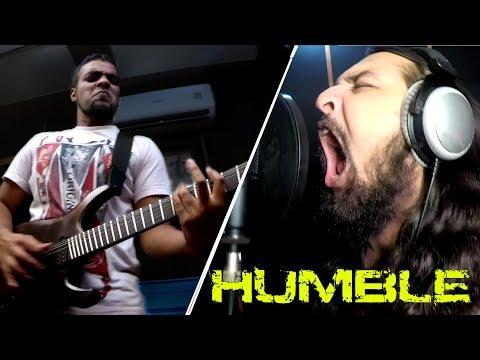 Kendrick Lamar  HUMBLE. Metal Cover  Bloodywood