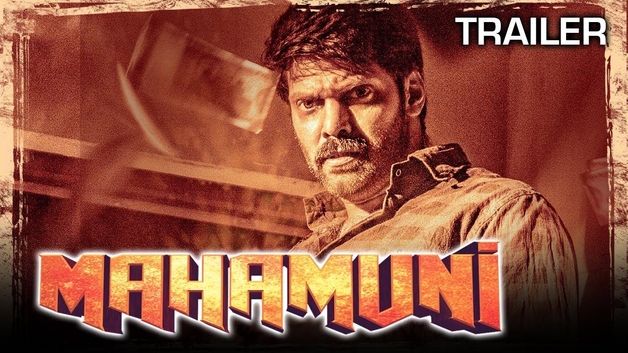 Download Mahamuni (Magamuni) 2021 Official Trailer Hindi Dubbed   Arya, Indhuja Ravichandran, Mahima Nambiar