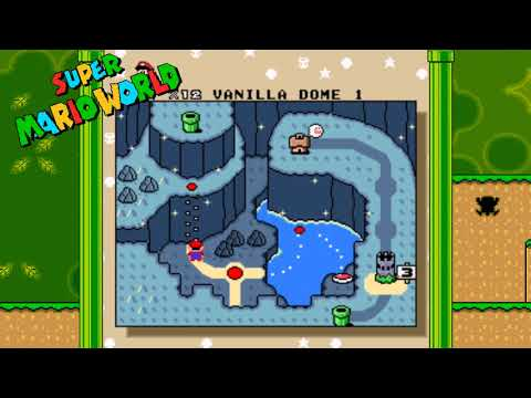 Super Mario World - ALL 24 SECRET EXITS REVEALED!