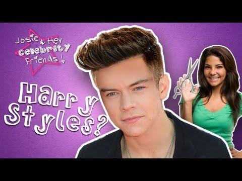 Harry Styles' New Hair Style?