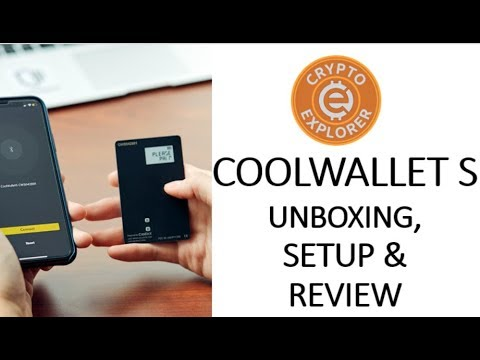coolbitx coolwallets cryptocurrency bitcoin hardware wallet