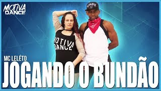 Baixar Jogando o Bundão - MC Leléto | Motiva Dance (Coreografia)
