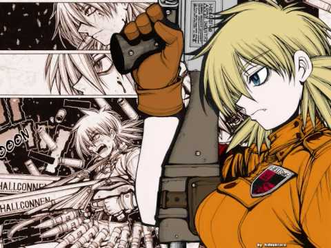 Hellsing Ultimate - Seras Victoria the real Vampire - Zakuro