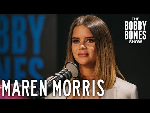 Maren Morris Lists All Of Her Current TV Shows