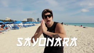 Jonathan Moly - Sayonara Feat. Jerry Rivera  (Lyrics Video / Video con Letra)