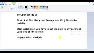 How to run jar file