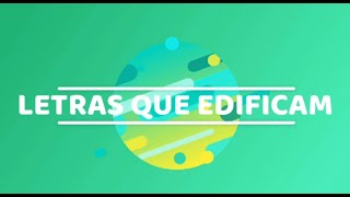 LETRAS QUE EIFICAM | Efésios 2 -  Purples | Rev. Paulo Gustavo