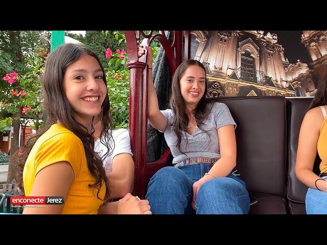 Sabadito alegre en nuestro Jerez Zacatecas