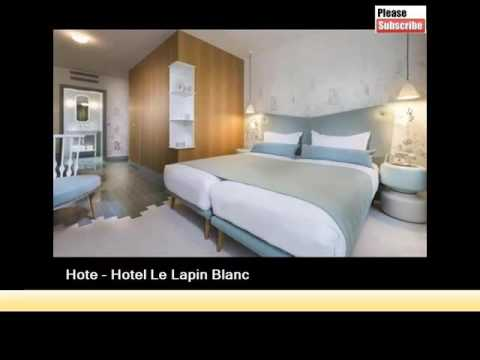 France Paris Hotel Picture Ideas | Hotel Le Lapin Blanc - YouTube