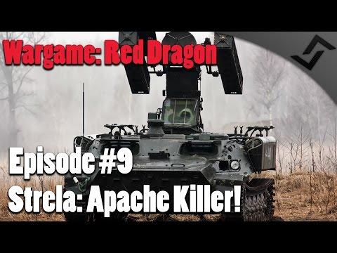 Wargame: Red Dragon - Climb Mt. Narodnaya Ep.9 - Strela: Apache Killer!