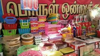 Chennai Theevu Thidal- Exhibition. 10&20 rs shops