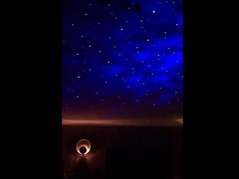 Kingtoys Blue Sky Star Night Light LED Projector - First Impression